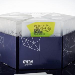 Gyeon Quartz verpakking vanaf de zijkant