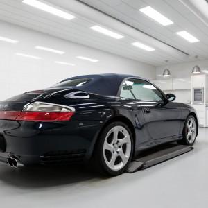 Mooie Porsche